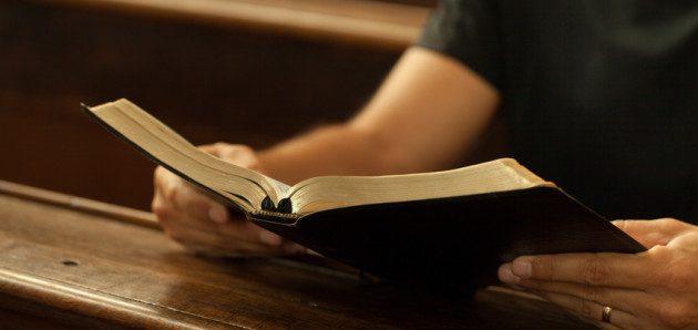 Spotkanie Kręgu Biblijnego w lutym