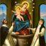 Nowenna Pompejańska – obietnica Matki Bożej