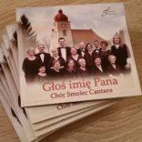 Pierwsza płyta chóru Smolec Cantans