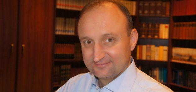 Spotkanie z ks.prof.Mariuszem Rosikiem