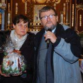 Jacek Pulikowski w smoleckim kościele