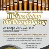 III Parafialny Bal Charytatywny
