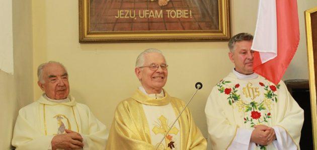 Jubileusz 60-lecia kapłaństwa ks. Prałata
