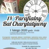 IV Parafialny Bal Charytatywny