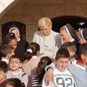 Zachęcamy do wsparcia domu opieki nad sierotami w Betlejem, który prowadzą siostry Elżbietanki