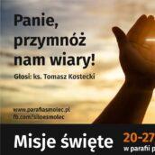 Program Misji Ewangelizacyjnych 20-27 czerwca