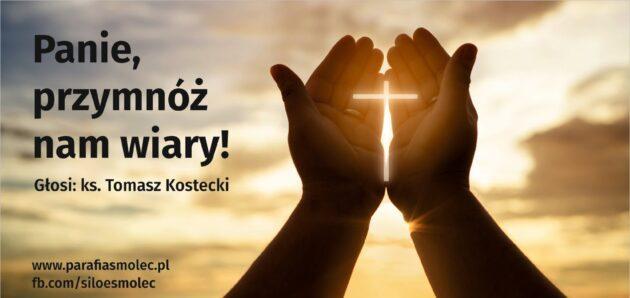 Misje święte i ich program w dniach 20-27 czerwca