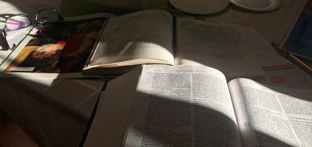 Zapraszamy na spotkania Kręgu Biblijnego!!!